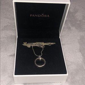 Pandora Locket and/or charms